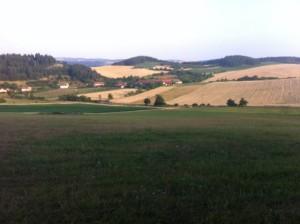 Jalovec - panorama