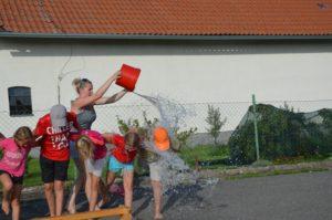 Schlazení po statické gymnastice